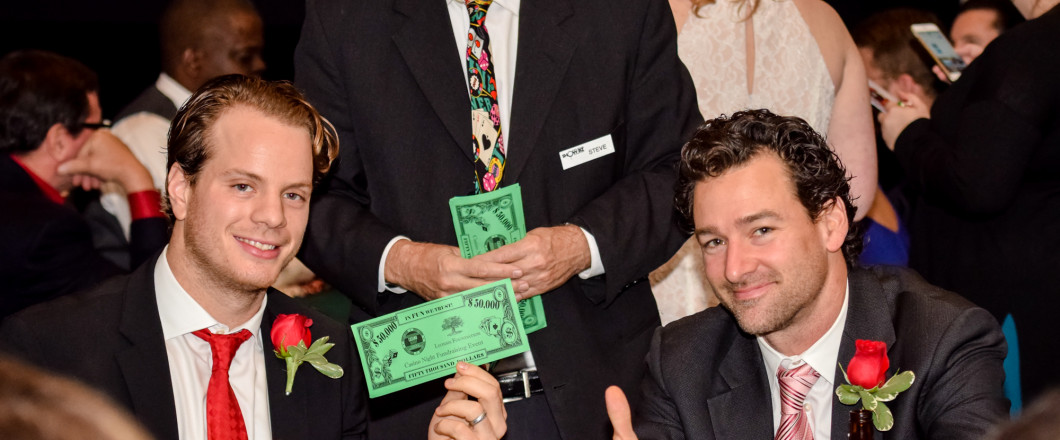 Capitals Casino Night Raises More Than $300,000