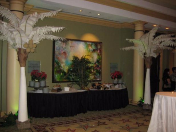 Tropical Paradise Themed Party Fl Dc Va Md Casino Parties By