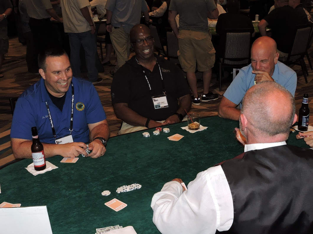PLAN A TEXAS HOLD 'EM TOURNAMENT FOR A POKER NIGHT TO REMEMBER