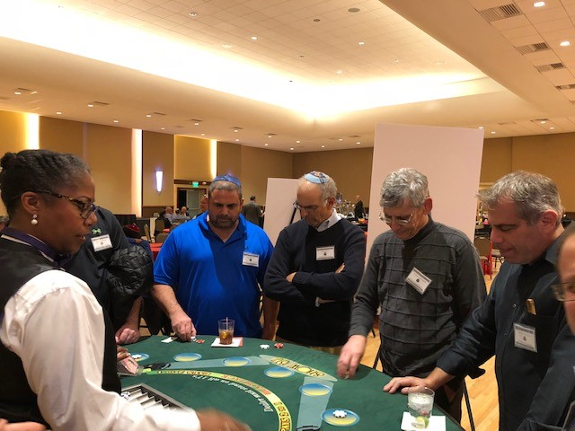 Add A Blackjack Tournament to your next Event!