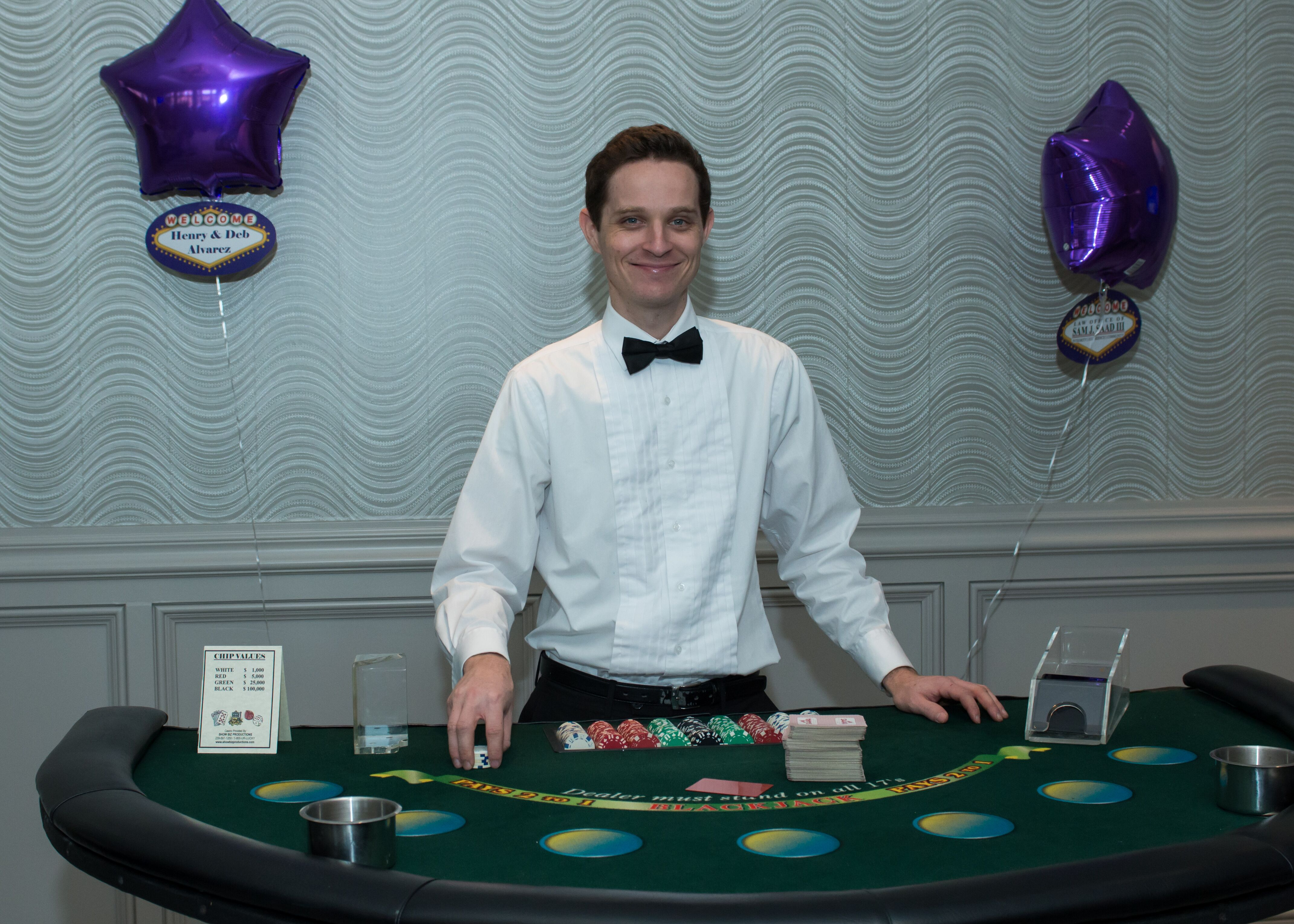 How To Host a Private Home Casino Party!