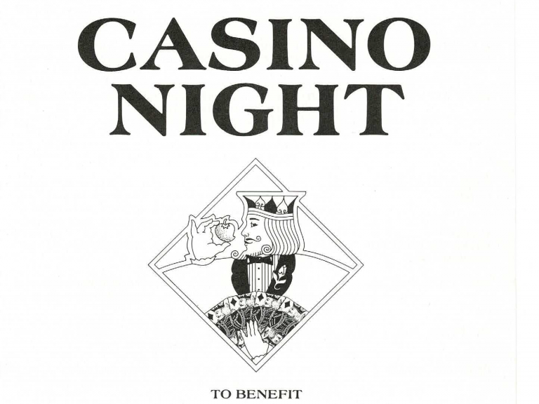 Casino Parties by Show Biz Productions in the 1980's