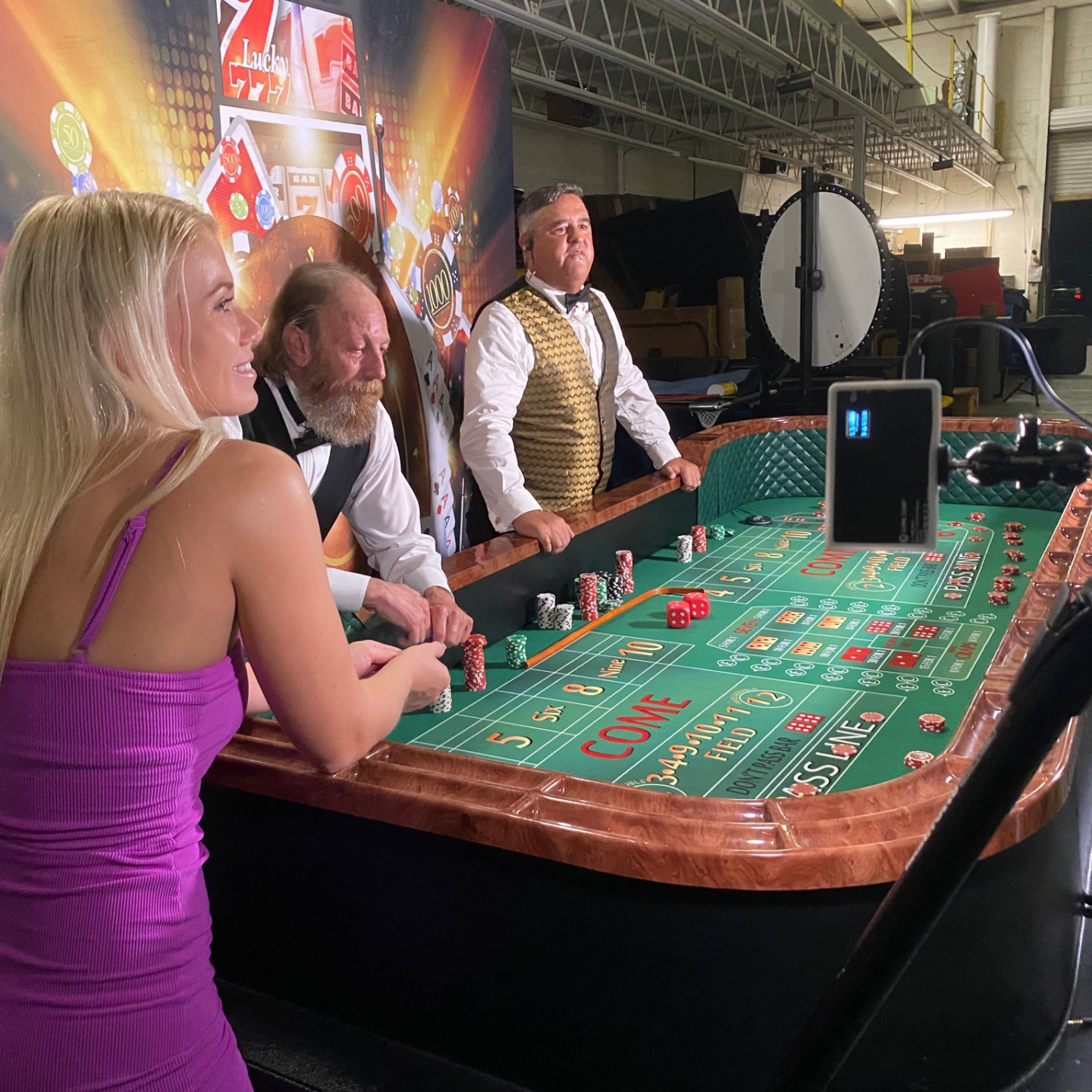 Party gaming casino best time to play poker at a casino