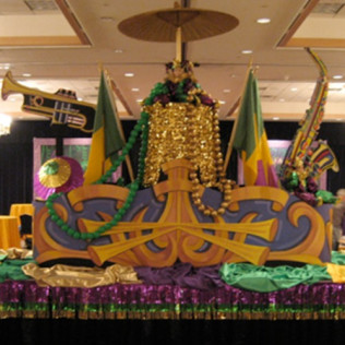 Mardi Gras /Riverboat